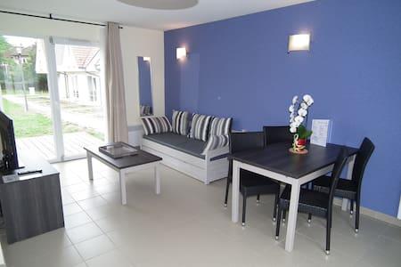 Cottage tout équipé dans résidence sécurisée - Salies-de-Béarn