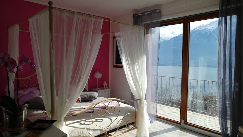 B&B Da Melissa - Magnolia: suite with terrace! - Vercana - Pousada