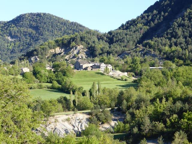Casa Allué Guesthouse, Ordesa, Pyrenees