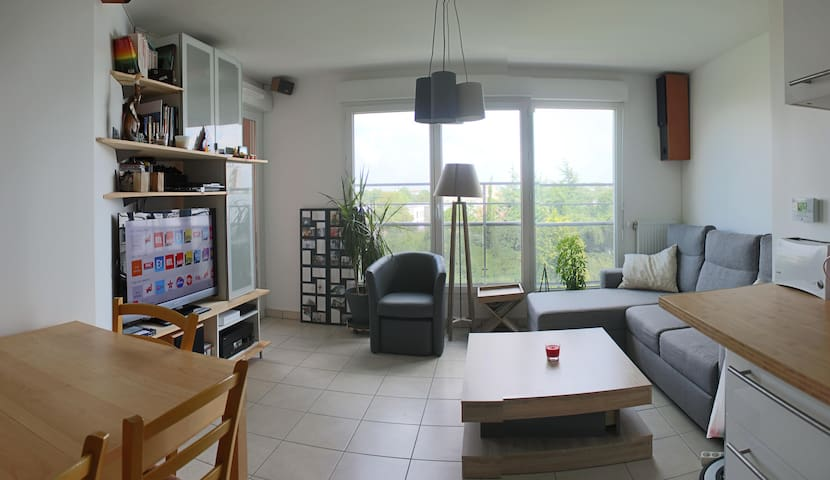 Appartement neuf de 45m2 - Vénissieux - Departamento