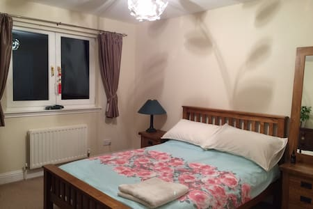 Double bedroom in a nice and quiet area - Bridge of Weir - Σπίτι