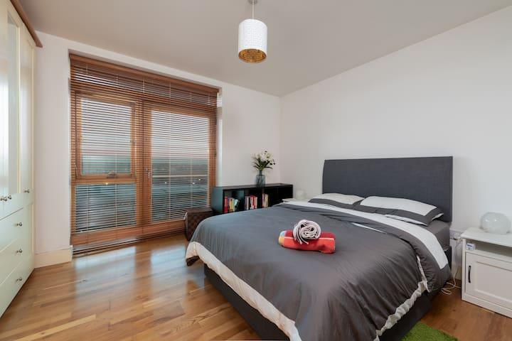 Comfy En-suite Double Room in Dublin City