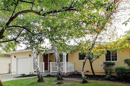 #1 Comfy Convenient Positive Energy - Rancho Cordova - บ้าน