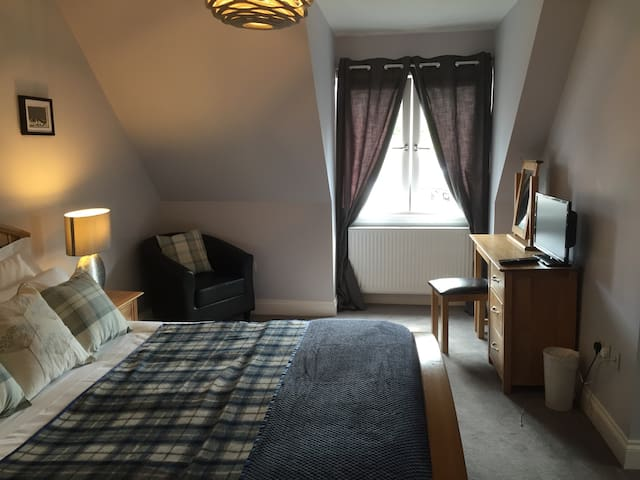 Beolary B&B Double en-suite - Oban - 一軒家