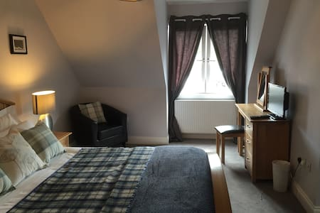 Beolary B&B Double en-suite £60 - Oban