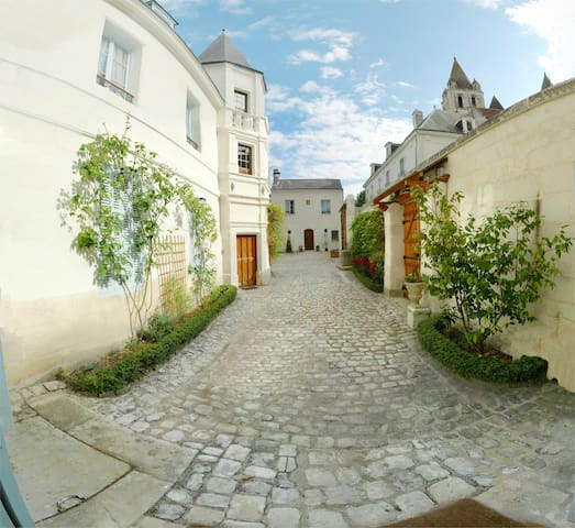 The Knight Cottage in Loches - Loire Valley - Loches - Casa
