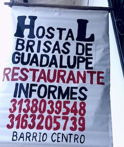 HOSTAL BRISAS DE GUADALUPE