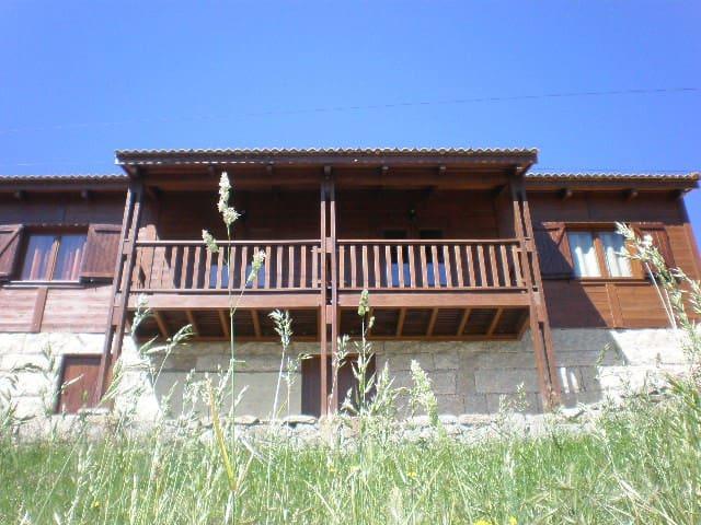 Casas de Montanha da Gralheira - Gralheira - Cinfães - Dağ Evi