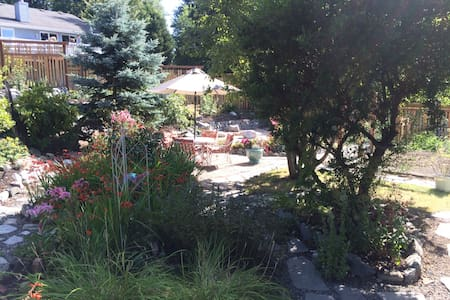 Southworth Garden Getaway - Port Orchard - House