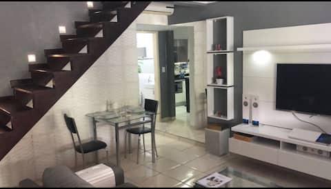 Rio de Janeiro  Casa duplex com Garagem