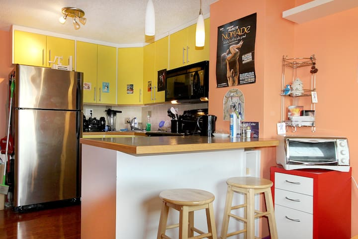 Cozy Room Close to Airport with Free Breakfast!