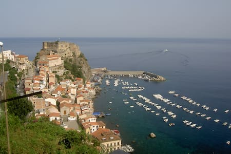B&B Marianna  in via panoramica - Scilla