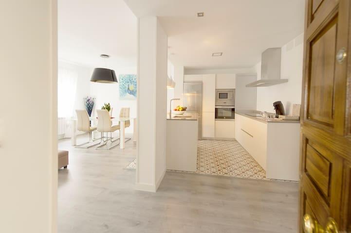 """Apartamento Turistico """"La Concordia"""" Guadalajara . - กวาดาลาฮารา - อพาร์ทเมนท์"""