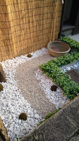 Cozy traditional House @JR NIJO sta.10min walk. - Kyoto - Hus