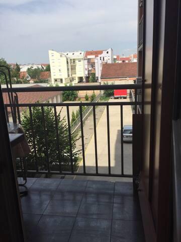 Exit apartment