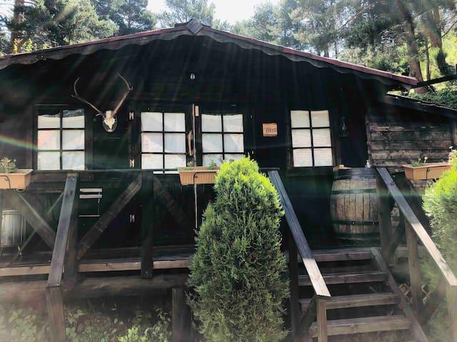 BUNGALOW 7 PICOS-baño privado