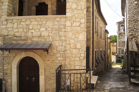 App.to  Campolattaro centro storico - Haus
