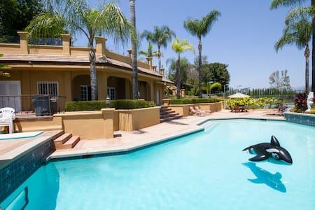 Private Studio with Resort Features - Laguna Hills