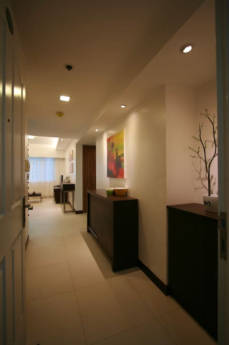 Entrance to the Condo Unit
