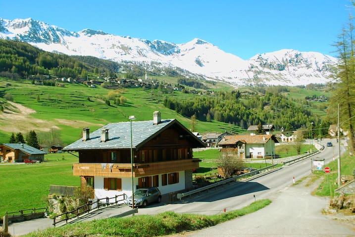 Appto 1 Val d'Ayas (Valle d'Aosta) - Periasc - Flat