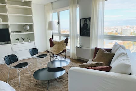 Apartment with amazing view in great location