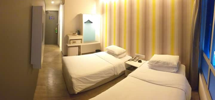 First World Hotel 云顶高原第一酒店豪华二人房客房 Deluxe Room