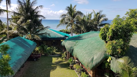 Deluxe Romance Cottage, Coconut Shade Beach Resort