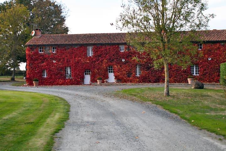 Grange proche du Puy du Fou - Mauléon - Casa de hóspedes