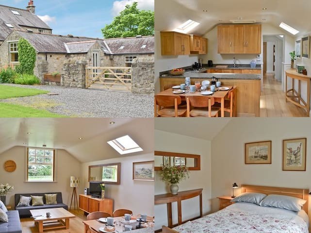 Dere Street Cottage. In beautiful Tyne Valley - Stocksfield - Hus