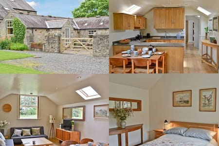 Dere Street Cottage. In beautiful Tyne Valley - Stocksfield - 独立屋