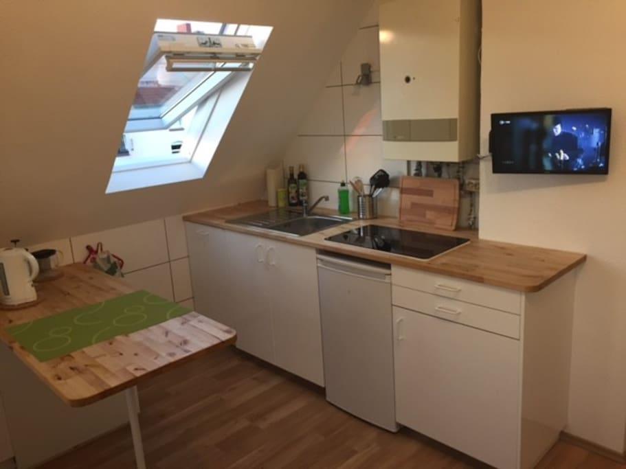 Küche/Kittchen