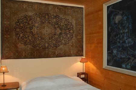 Chambre d'hôtes en Haute Savoie - Mont Blanc - Usinens