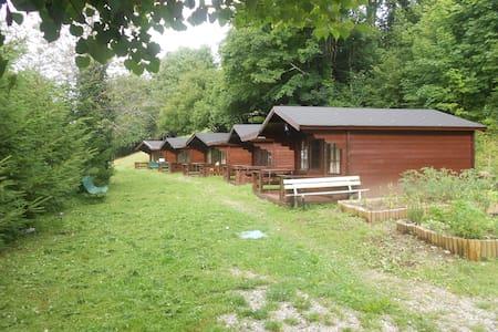 Chalets chambres d'hôtes le Maloya - Lacaune