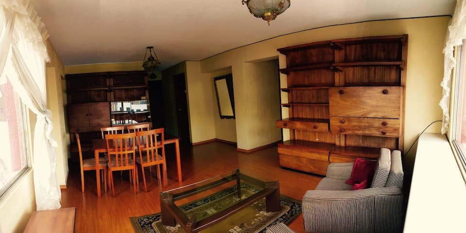 Apartament near metropolitano Park, - Quito - Apartemen