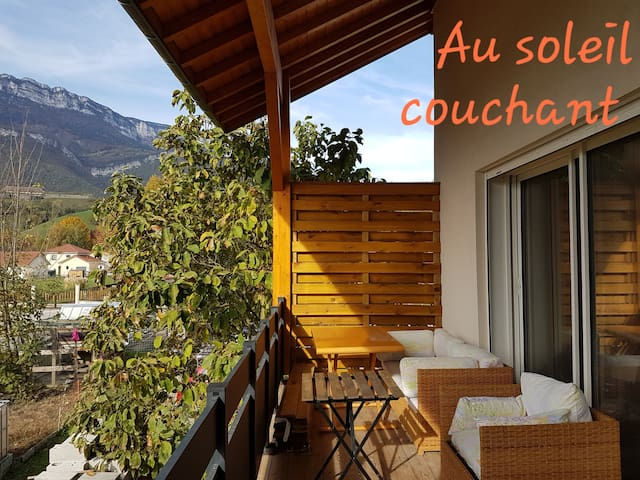 Au soleil couchant Appartement 80m2 1 /7 couchages