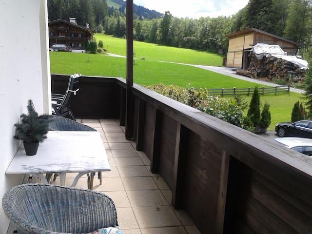 Voor al uw activiteiten!  - Kirchberg in Tirol - Apartment