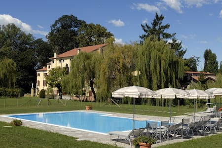 L'Ortensia, room in Venetian Villa - Vigonza - Bed & Breakfast