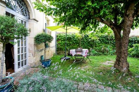Belle maison de village - Moulon, Gironde - Haus