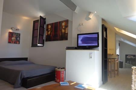Beau studio à 50 m de la plage  - Biarritz - Apartment