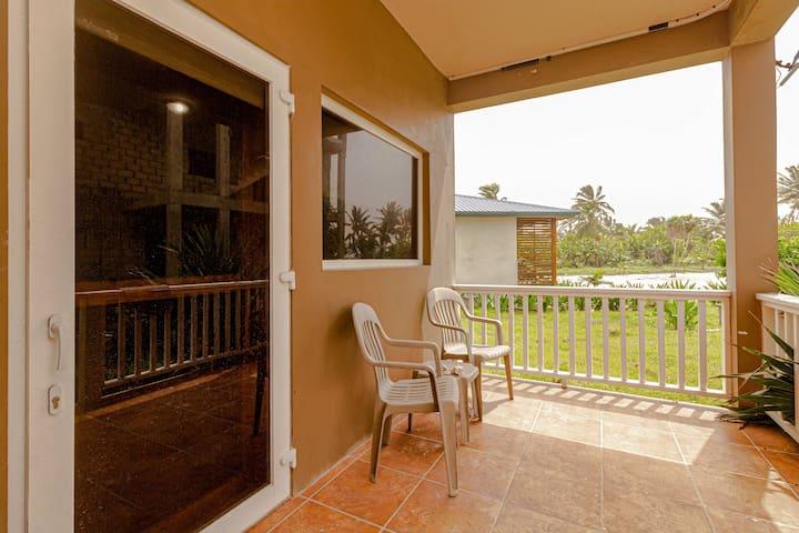 Sapphire Beach Resort 1 Bedroom Ocean View Suite located in quiet secluded resort! (22B)