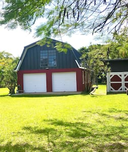 Miami cozy barn