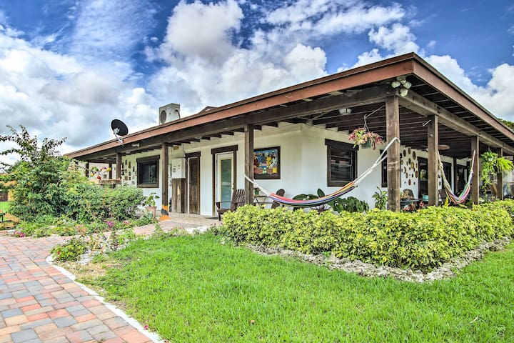 Countryside Studio 10 Mi from Biscayne Nat'l Park!