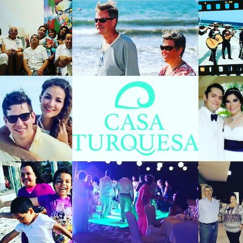 Big & Beautiful 16 Friends & Family - Telchac Puerto - บ้าน