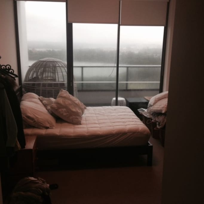 Your Bedroom - access to balcony