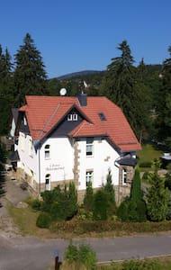 Fewo in Jugendstilvilla im Hochharz - Wernigerode