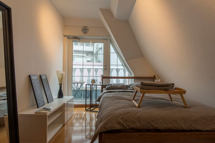 Lovely Shimokitazawa apartment -  5min to Shibuya - Setagaya-ku - Apartment