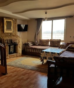 Apartment with wonderful city view - Ifrane - Apartment
