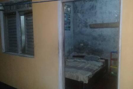 Habitación dormitorio.