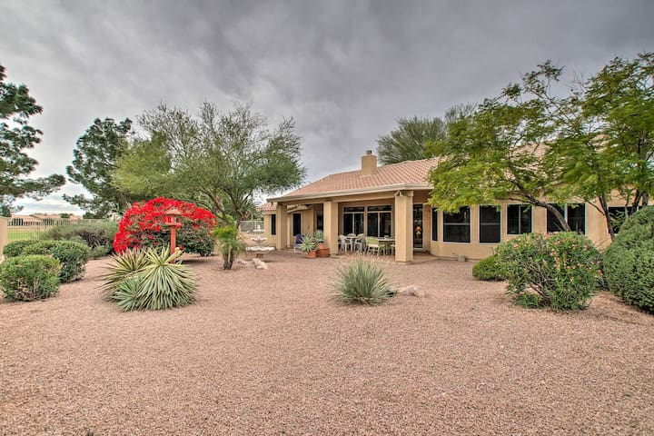 NEW! Golf Course Home 2.5 Mi to Spring Training!