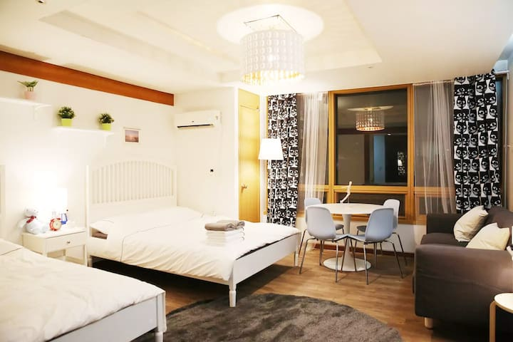 ♥NEW♥Full Villa  .DongDaeMoon @東大門walk /10 min